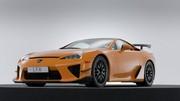 Lexus LFA: la fin d'une époque…