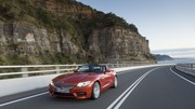 BMW Z4, nouveau moteur 156 ch