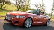 BMW Z4 restylée