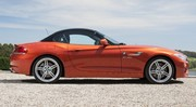 BMW Z4 : nouvelle version d'entrée de gamme