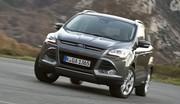 Les prix du nouveau Ford Kuga dévoilés