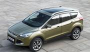 Nouveau Ford Kuga : la gamme et les tarifs