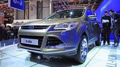 Ford Kuga 2 : les tarifs