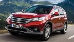 Essai Honda CR-V : Assaut sur le semi-Premium