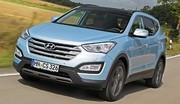 "Essai Hyundai Santa Fe : L'empêcheur de ""SUVer"" en rond"
