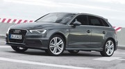 Essai Audi A3 Sportback 1.4 TFSI 140 cod S-Tronic : cinq portes pour une meilleure habitabilité
