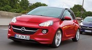 Essai Opel Adam : M'Adam va adorer !