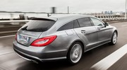 Essai Mercedes-Benz CLS Shooting Brake