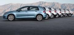 Volkswagen Golf : un parcours dynastique !