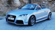 Essai Audi TT RS Plus 2.5 TFSI 360 ch : Et pour quelques dollars de plus
