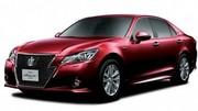 Toyota renouvelle la Crown