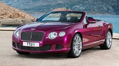 Bentley Continental GTC Speed 2013 : 625 chevaux au vent