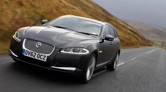 Essai Jaguar XF Sportbrake 2.2D Portfolio : L'outsider ''so british''