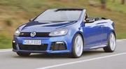 Présentation officielle de la Volkswagen Golf R Cabriolet