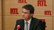 Saint Sylvestre : Manuel Valls donnera le nombre de voitures incendiées