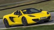 Essai McLaren 12C Spider : Ouverture d'esprit
