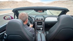Bentley Continental GT Speed Convertible : D'abord coupe, ensuite brushing