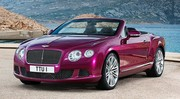 Bentley Continental GT Speed Convertible : cabriolet de rêve