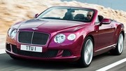 Déclinaison britannique, la Bentley Continental GTC Speed se renouvelle