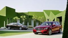 Mercedes Classe E : un regard neuf