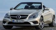 Nouvelles Mercedes Classe E coupé et cabriolet