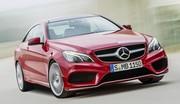 Mercedes Classe E Coupé et Cabriolet restylés : remodelés à leur tour