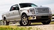 USA : le Ford F-150 indétrônable en 2012