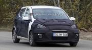 Nouvelles images de la Hyundai i10