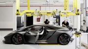 Lamborghini : plus de détails sur la future Sesto Elemento de route