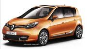 Renault Scénic restylage 2013 : Mesure d'urgence