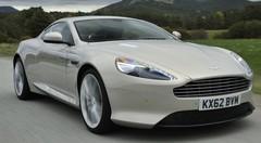 Essai Aston Martin DB9 : Juste un nuage