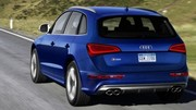 Audi SQ5 V6 TFSI : privé d'Europe