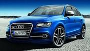 Un bloc essence pour l'Audi SQ5