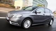 Essai Mercedes Classe B 180 CDI en mode 7G-DCT