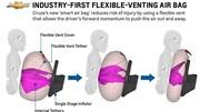 Chevrolet : nouvel airbag progressif « intelligent » pour la Cruze