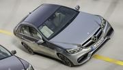 Détroit 2013 : La Mercedes E63 AMG en sera