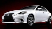 Voici la nouvelle Lexus IS