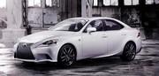 Nouvelle Lexus IS : premières photos
