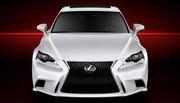Nouvelle Lexus IS