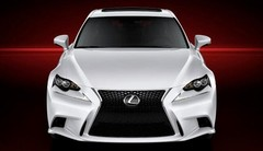 Nouvelle Lexus IS