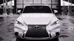 Lexus IS 3 2013 : La chasse aux allemandes est ouverte