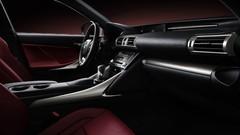 La nouvelle Lexus IS est officielle