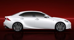 Détroit 2013 : Lexus IS