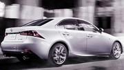 Lexus : première images de la nouvelle berline IS