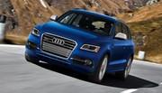 Audi SQ5 TFSI : La voix de la noblesse ?