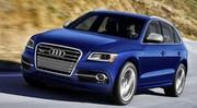 Audi SQ5 déclinée en essence 354 ch