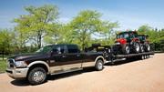 Le nouveau Ram 3500HD peut tracter près de 14 tonnes