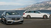 Mercedes E 63 AMG S : Madame muscle