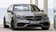 Mercedes E63 AMG, jusqu'à 585 ch !
