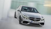 Mercedes E63 AMG restylée : jusqu'à 585 ch et une transmission intégrale !
